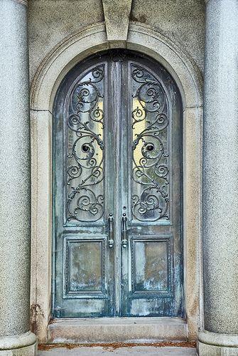 gray door 1